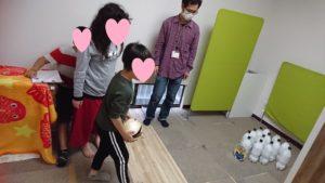 第2回くさかのお家ミニボーリング大会