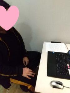 今日はのんびりのパソコン教室でした。